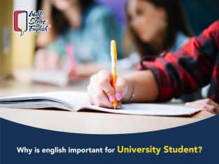 Why is English Important for University