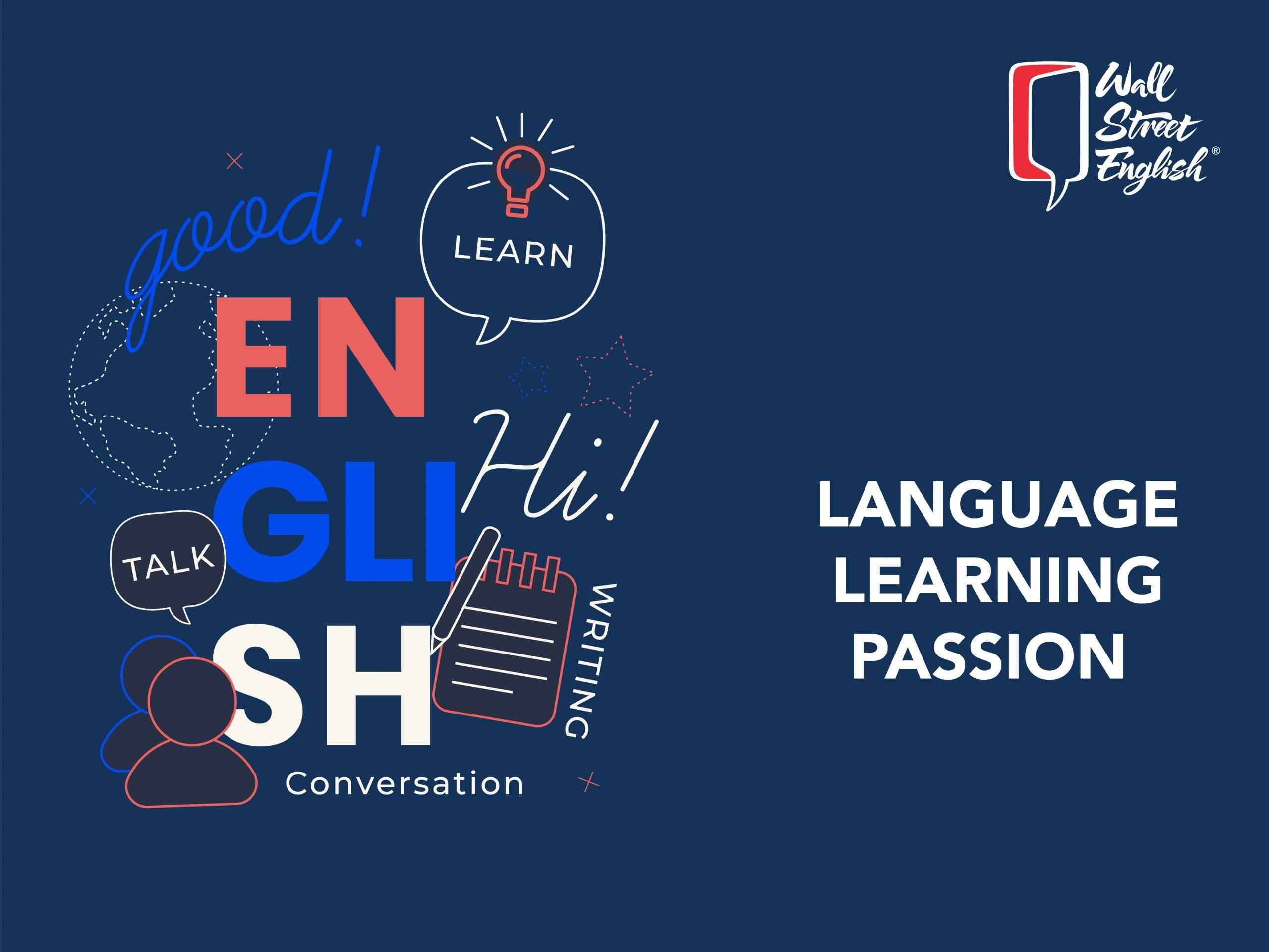 Language Learning Passion