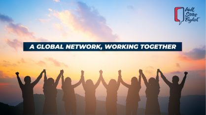 A Global Network, Working Together